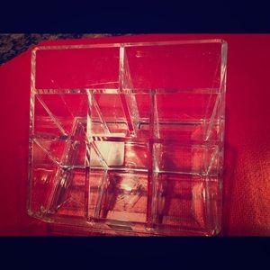 Plastic Vanity organizer